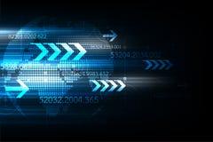 Γρήγορο σύστημα επικοινωνιών σε όλο τον κόσμο Στοκ Εικόνες