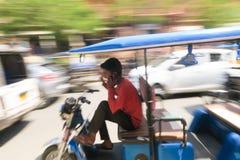 Γρήγορο tuk-Tuk στοκ φωτογραφία με δικαίωμα ελεύθερης χρήσης