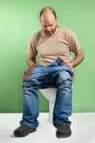 Γρίπη στομαχιών Στοκ φωτογραφίες με δικαίωμα ελεύθερης χρήσης