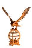 γρίφος αετών Στοκ φωτογραφίες με δικαίωμα ελεύθερης χρήσης