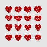 Γρίφος καρδιών, αγάπη Αγάπη Logotype τορνευτικών πριονιών Γρίφος Στοκ εικόνες με δικαίωμα ελεύθερης χρήσης