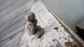 Γρίφος Stone Στοκ φωτογραφία με δικαίωμα ελεύθερης χρήσης