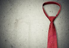 γραβάτα Στοκ εικόνα με δικαίωμα ελεύθερης χρήσης