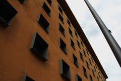 γραμμές αιχμηρές Στοκ Φωτογραφία