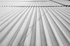 Γραμμές από μια στέγη Στοκ Εικόνες