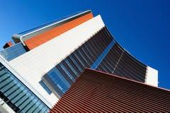 γραμμές αρχιτεκτονικής Στοκ Εικόνα