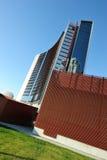 γραμμές αρχιτεκτονικής Στοκ Εικόνες