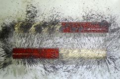 Γραμμές δυνάμεων Στοκ φωτογραφία με δικαίωμα ελεύθερης χρήσης