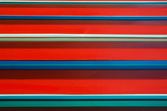 Γραμμές και χρώματα Στοκ Εικόνα
