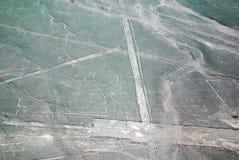 Γραμμές Περού Nazca στοκ εικόνες με δικαίωμα ελεύθερης χρήσης