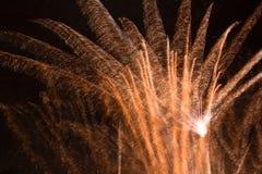 Γραμμές πυροτεχνημάτων στοκ φωτογραφία με δικαίωμα ελεύθερης χρήσης