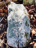 Γραμμή βράχου Στοκ φωτογραφίες με δικαίωμα ελεύθερης χρήσης