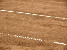 Γραμμή γηπέδων αντισφαίρισης (281) Στοκ Φωτογραφία