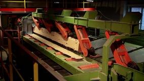 Γραμμή για το ξύλο επεξεργασίας και ξυλεία στις εγκαταστάσεις ξυλουργικής και επίπλων φιλμ μικρού μήκους