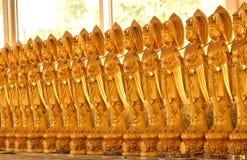 Γραμμή θεάς ορείχαλκου των αγαλμάτων ελέους Στοκ Εικόνα