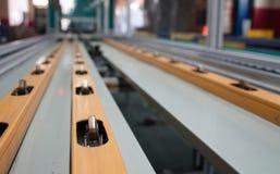 Γραμμή μεταφορέων Στοκ Εικόνες