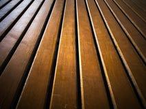 γραμμή πατωμάτων ξύλινη στοκ εικόνα