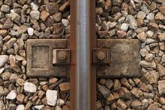 Γραμμή σιδήρου Στοκ φωτογραφία με δικαίωμα ελεύθερης χρήσης