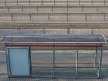 Γραμμή τραμ Στοκ φωτογραφία με δικαίωμα ελεύθερης χρήσης