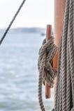 Γραμμή Cleated Στοκ φωτογραφία με δικαίωμα ελεύθερης χρήσης