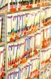 γραμματοθήκες αρχείων Στοκ εικόνες με δικαίωμα ελεύθερης χρήσης