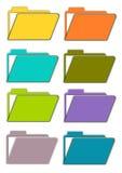 γραμματοθήκες Στοκ εικόνα με δικαίωμα ελεύθερης χρήσης