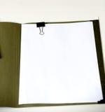 γραμματοθήκη ανοικτή Στοκ φωτογραφία με δικαίωμα ελεύθερης χρήσης