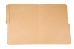 γραμματοθήκη αρχείων ανο&i Στοκ Φωτογραφία