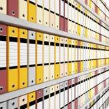 γραμματοθήκη αρχείων ελεύθερη απεικόνιση δικαιώματος