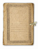 γραμματοθήκη παλαιά Στοκ εικόνα με δικαίωμα ελεύθερης χρήσης