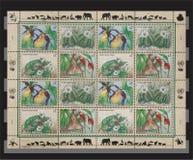 Γραμματόσημα Ηνωμένων Εθνών Στοκ φωτογραφία με δικαίωμα ελεύθερης χρήσης