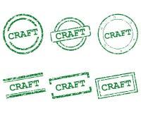 Γραμματόσημα τεχνών απεικόνιση αποθεμάτων
