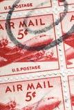 γραμματόσημα Στοκ εικόνες με δικαίωμα ελεύθερης χρήσης