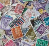 γραμματόσημα Στοκ Εικόνες
