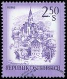 Γραμματόσημο - Δημοκρατία Osterreich Στοκ Εικόνες