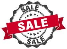 Γραμματόσημο πώλησης διανυσματική απεικόνιση