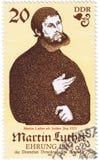 γραμματόσημο της ΟΔΓ Ανα&ta Στοκ φωτογραφία με δικαίωμα ελεύθερης χρήσης