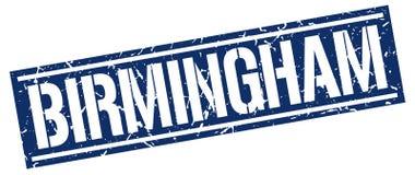 Γραμματόσημο του Μπέρμιγχαμ ελεύθερη απεικόνιση δικαιώματος