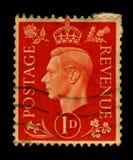 Γραμματόσημο. Στοκ Φωτογραφίες