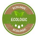 Γραμματόσημο Ecologic απεικόνιση αποθεμάτων