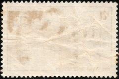 Γραμματόσημο Grunge Στοκ Εικόνες