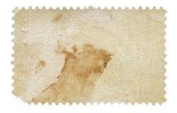Γραμματόσημο Grunge Στοκ Εικόνα