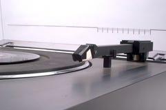 γραμμική ακολουθώντας περιστροφική πλάκα Στοκ Φωτογραφία