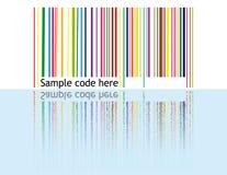 γραμμωτός κώδικας αναδρ&omicro Στοκ Εικόνες