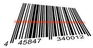 γραμμωτός κώδικας Στοκ Εικόνα
