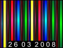 γραμμωτός κώδικας απεικόνιση αποθεμάτων