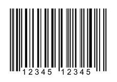 γραμμωτός κώδικας Στοκ Εικόνες