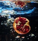 Γρανάτης στο νερό Στοκ φωτογραφίες με δικαίωμα ελεύθερης χρήσης