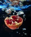 Γρανάτης στο νερό Στοκ εικόνες με δικαίωμα ελεύθερης χρήσης