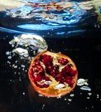 Γρανάτης στο νερό Στοκ φωτογραφία με δικαίωμα ελεύθερης χρήσης